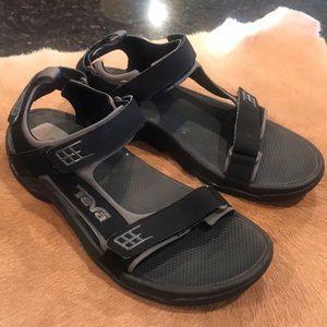 Men's Teva Sandals 9 Black